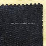 tessuto blu scuro del denim 9.7oz per i jeans degli uomini (WW103)