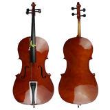 Instrument de musique de bonne qualité d'étudiant violoncelle violoncelle contrebasse
