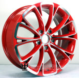 Car&Autoのための17インチの合金の車輪