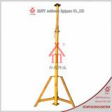조정가능한 망원경 버팀대 빛 또는 무거운 조정가능한 강철 버팀대