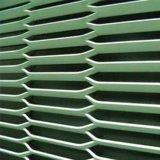 Dehnbarer dekorativer erweiterter Aluminiummaschendraht für Fassade