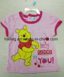 Winnie 아기 옷의 Pooh 2PCS 세트