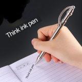 De koele Magnetische Vinger denkt de Pen van de Inkt, friemelt Pen