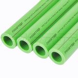 熱く、冷水のためのプラスチックPP-Rの管