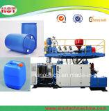 Plastikstrangpresßling-Blasformen-durchbrennenformenmaschine für 120L160L200L250L grosser Trommel-Zylinder