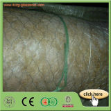 Couverture de laines de roche de garniture de papier d'aluminium de FSK