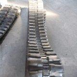 Esteira de borracha 300*52,5*84W para Escavadoras Kubota U35