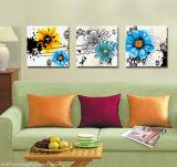 Belles impressions en gros de toile de peintures de tissu de peinture à l'huile de modèle de Frameless