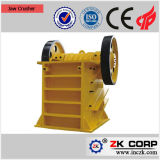 De grote het Voeden Maalmachine van de Kaak van de Mijnbouw van de Uitvoer