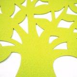 3mm & 5mm 100% voelden Placemat voor Tafelblad
