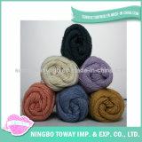 Promoção de venda de alta qualidade barato Crochê Alpaca Fios de seda