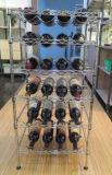 K ajustable / D cromo del metal del vino estantes (WR9035150A5C)