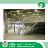 Tormento de varias filas de acero para el almacenaje del almacén con la aprobación del Ce