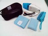 Aspirapolvere tenuto in mano portatile multifunzionale dell'automobile con il panno di Microfiber