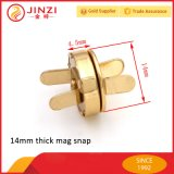 Mag van de Magneet van het Metaal van 14mm Onverwachte, Dunne en Dikke Breuk met Uitstekende kwaliteit