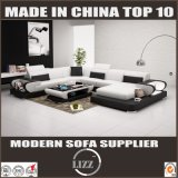 Form-Sofa des Fachmann-LED beleuchtetes Sofa-modernen Entwurfs-U