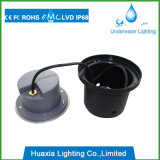 Luz subterráneo ahuecada LED del jardín de la luz LED del poder más elevado