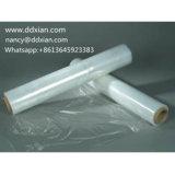 Il PE della pellicola di protezione del rullo di laminatoio del PE aderisce pellicola per l'imballaggio del soffitto di stirata