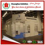 Exposición stands para tamaño 10 * 20 pies stand de exhibición