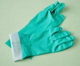Нормальные домашние желтый цвет/пинк/имеющийся зеленый цвет перчаток домочадца латекса пользы