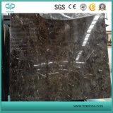 壁カバーのブラウンのEmperadorの磨かれた中国の暗い大理石の平板かフロアーリングまたはタイルまたは舗装するか、または大理石