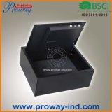Cofre de caixa eletrônico digital escondido seguro, tamanho 410X350X150mm