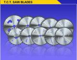 Sierra de widia para cortar diversos tipos de materiales, tales como madera maciza, aglomerado, MDF Junta, Laminado Junta de melamina, Plástico, Aluminio y Metal