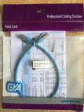 Кабель заплаты кабеля крытый CAT6 S/FTP сети Cable/LAN