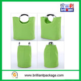 Mehrfachverwendbare nicht gesponnene faltende Einkaufstaschetote-Einkaufstasche