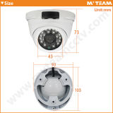 Камера камеры 1080P Ahd раковины сплава крытая для обеспеченности офиса обеспеченностью шины