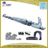 La industria PE800 Gas-Supply/tubo de plástico/tubo de alcantarillado extrusionadora de un solo husillo