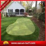 아름다운 지면 덮개 조경 인공적인 뗏장 잔디 뜰을 만드는 잔디
