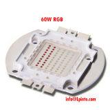 Diodo emissor de luz 80W 150W da potência do RGB