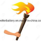 Batterie 3.7V 2000mAh Samsung Li-Ionbatterie Soem-18650 für Fackel