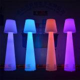 Nuevo LED Muebles de Exterior Lámpara de pie cambia de color de pie resistente al agua IP67