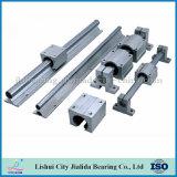 China selbst gemachte CNC-lineare Führungs-Methoden-Peilung (SBR Serie 16/20/25/30mm)