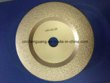 Вакуум-Паяемые 14-Inch лезвия алмазной пилы для металла и утюга