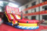 Adventure Galley Slide Water Slide para parque aquático (CHSL204)