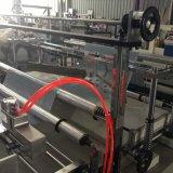 Saco de pó de pano de plástico que faz a máquina