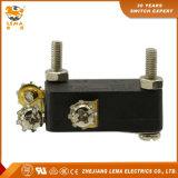 Commutateur de micro d'action de rupture de levier de rouleau de terminal de vis de Lema Kw7-33L1
