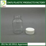 frasco plástico dos doces do espaço livre do animal de estimação 130ml