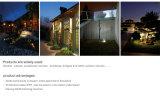 El jardín de Dimmable 3W LED enciende la lámpara impermeable de la luz del punto de 80ra LED