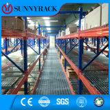 Decking approvato del filo di acciaio ISO9001 per racking del pallet