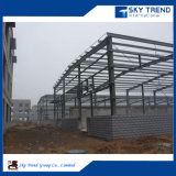 O Prefab projetou a vertente da oficina do armazenamento de Materals da construção de aço