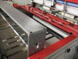 Linha dobro de alta velocidade saco automático que faz a máquina (KS-900D)