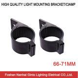 Venta caliente 66-71mm Aluminio soportes de montaje (SG004)