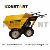 Миниый трактор колеса тележки 4WD для фермы и машинного оборудования земледелия