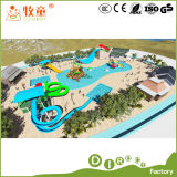 De Apparatuur van het Pretpark van Aqua