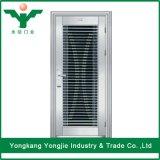 Puerta de entrada principal de acero exterior de la alta seguridad del surtidor de China
