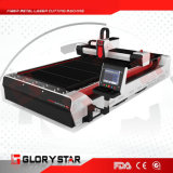 laser di Dongguan della tagliatrice del laser della fibra dell'acciaio inossidabile di 0-4mm